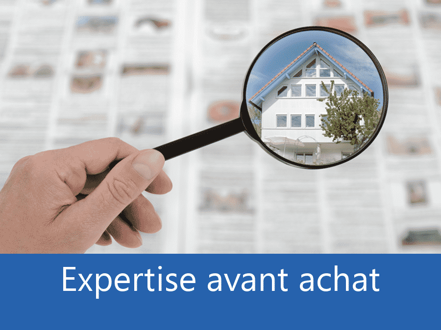 Bilan avant achat, expert immobilier, expertise maison, avis avant d'acheter,